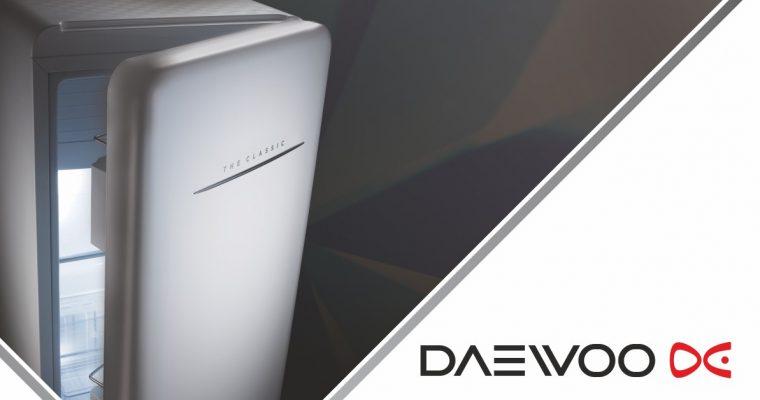 Oferă personalitate casei tale cu electrocasnicele retro Daewoo
